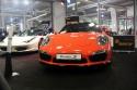 Porsche 911 Turbo S, przód