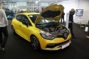 Renault Clio RS, przód