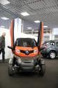 Renault Twizy, przód
