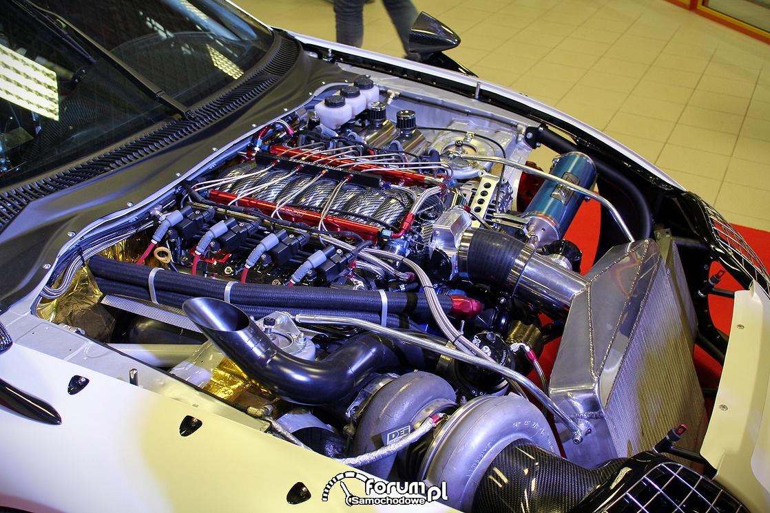 Toyota Supra, silnik