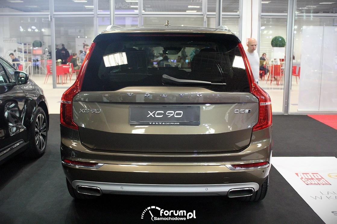 Volvo XC90, tył