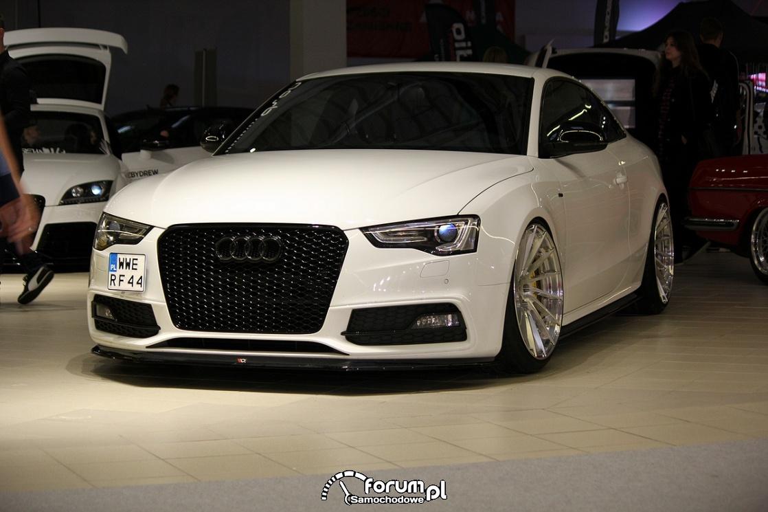 Audi A5 Coupe, tuning, przód