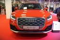 Audi Q2, przód