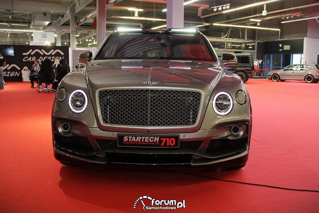 Bentley Bentayga Startech, przód