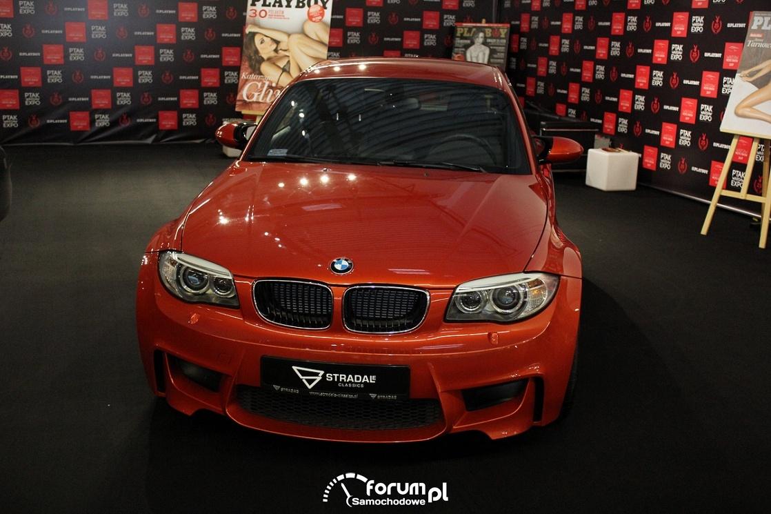 BMW E87, seria 1, przód