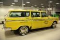 Checker 1965 rok, V8 137KM, New York Taxi