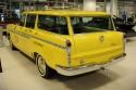 Checker 1965 rok, V8 137KM, TAXI, tył