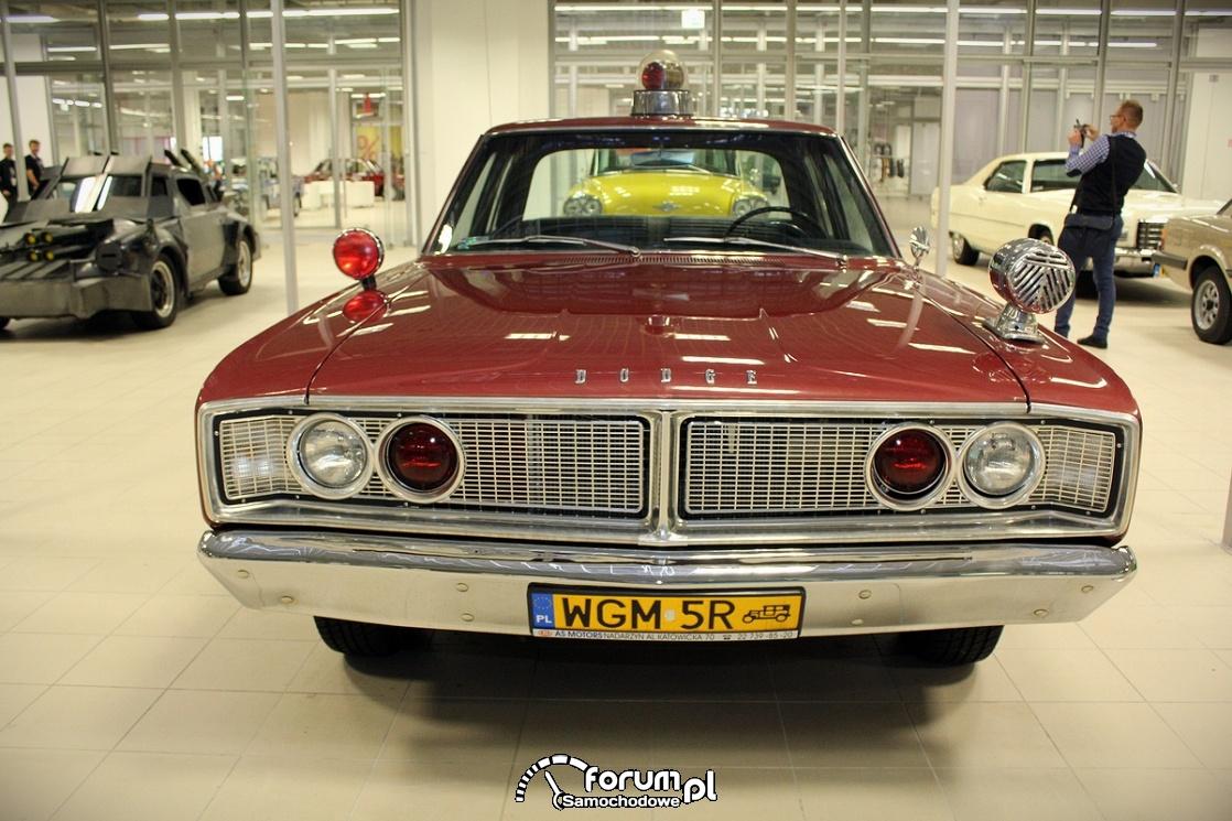 Dodge Coronet 440, 1966 rok, V8 230KM, przód