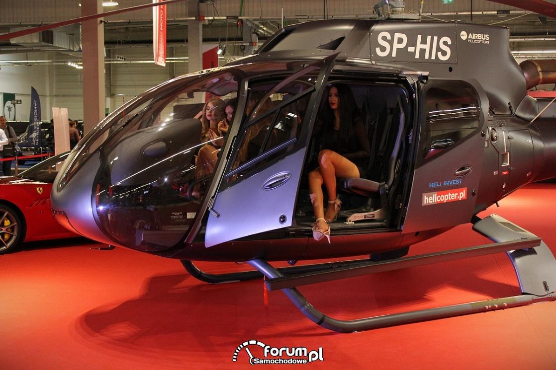 Dziewczyny w helikopterze
