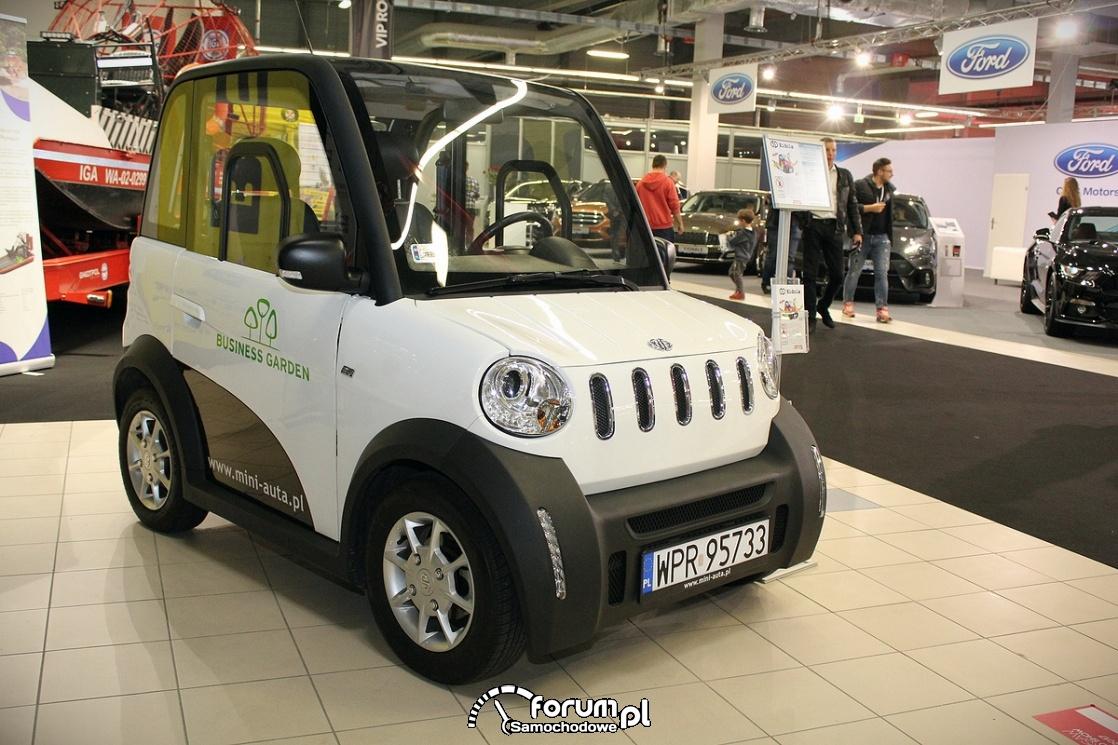 Eidola L6, auto elektryczne