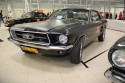 Ford Mustang 1967 rok, czarny mat