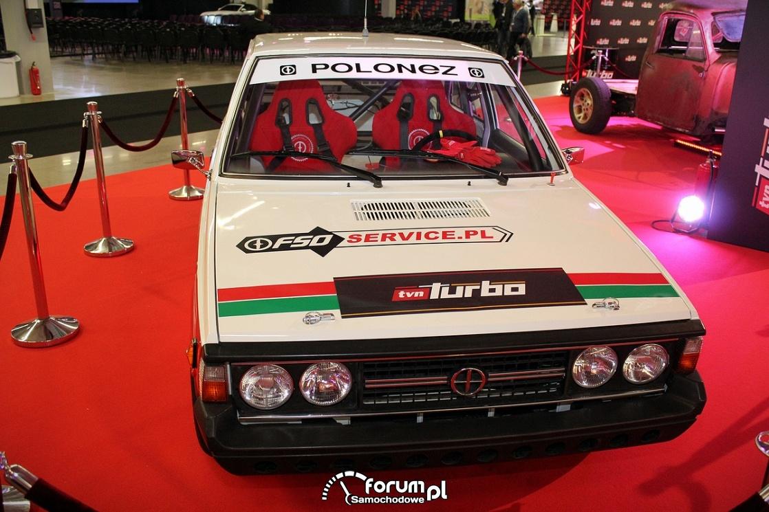 FSO Polonez 2000, przód