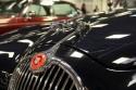 Jaguar MKI 1959 rok 3,4L 210KM, figurka na masce