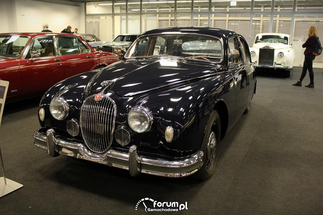 Jaguar MKI 1959 rok 3,4L 210KM