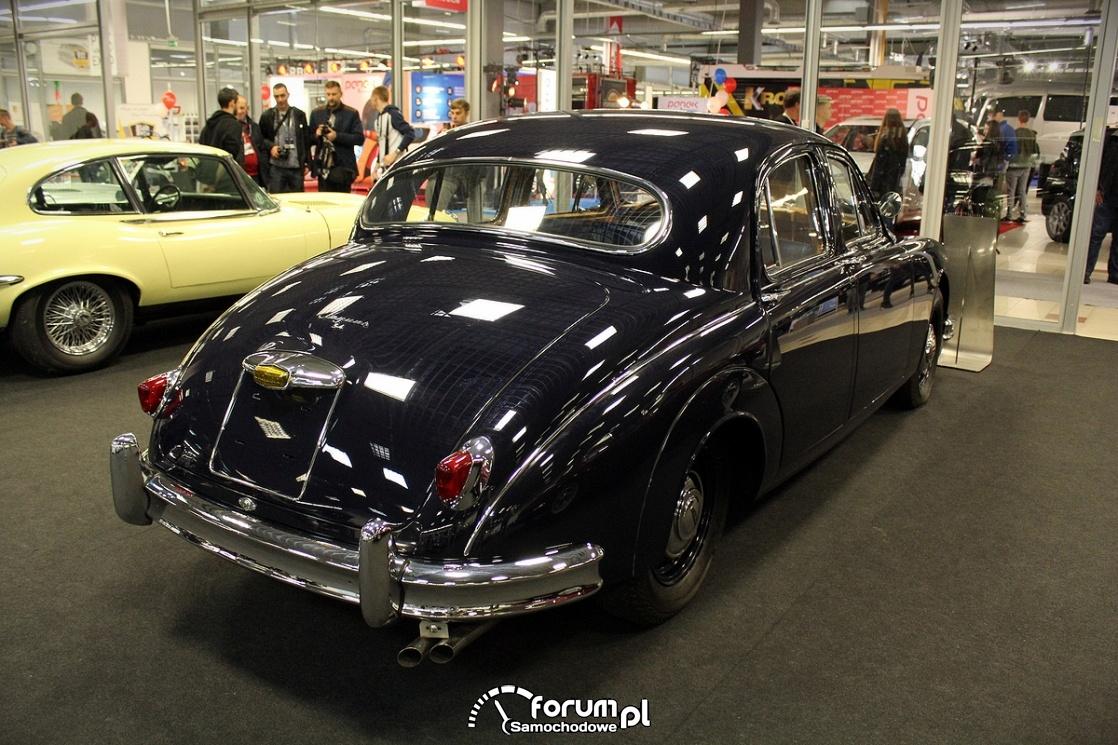 Jaguar MKI 1959 rok 3,4L 210KM, tył