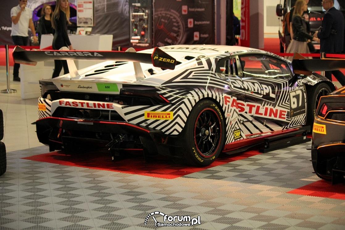 Lamborghini Huracan, tył