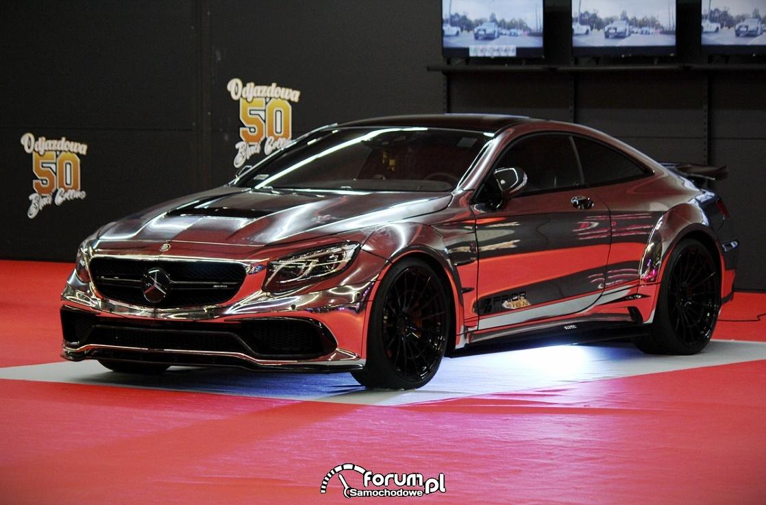Mercedes-Benz chrome