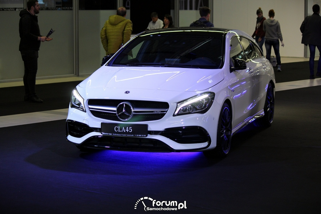 Mercedes-Benz CLA45