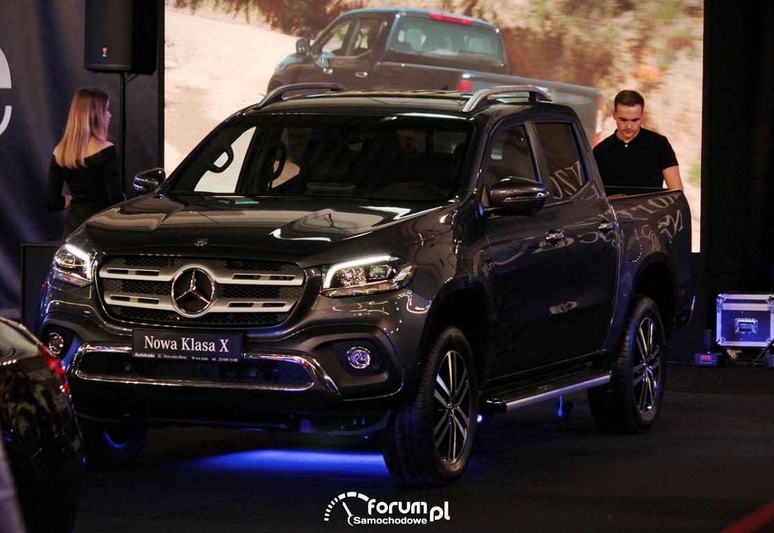 Mercedes-Benz Klasa X