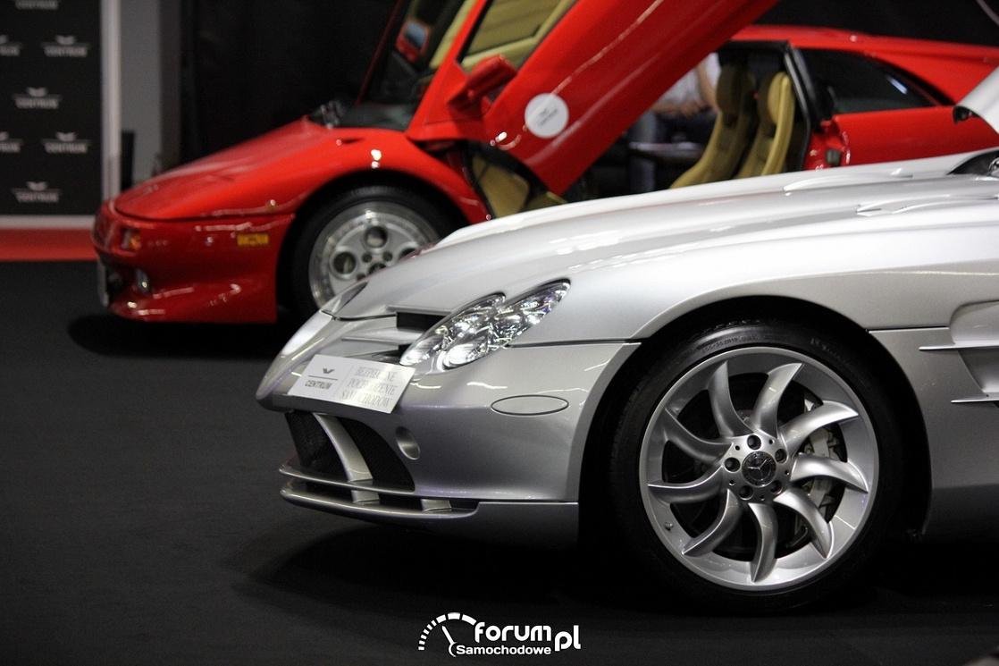 Mercedes-Benz SLR McLaren, alufelgi