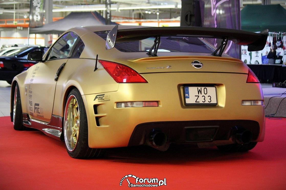 Nissan Fairlady Z, tył