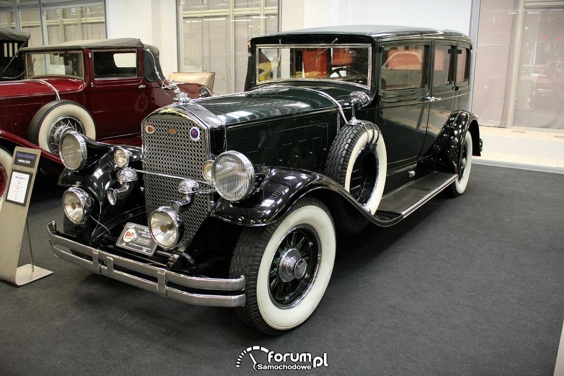Pierce Arrow 143, 1929 rok