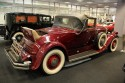 Pierce Arrow 143 Cabrio, 1929 rok, 125KM, bok