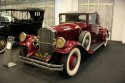 Pierce Arrow 143 Cabrio, 1929 rok, 125KM