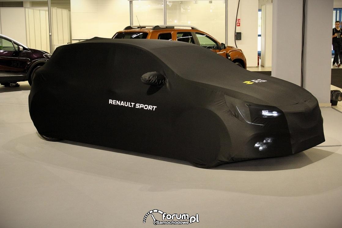 Pokrowiec na samochód, Renault Sport