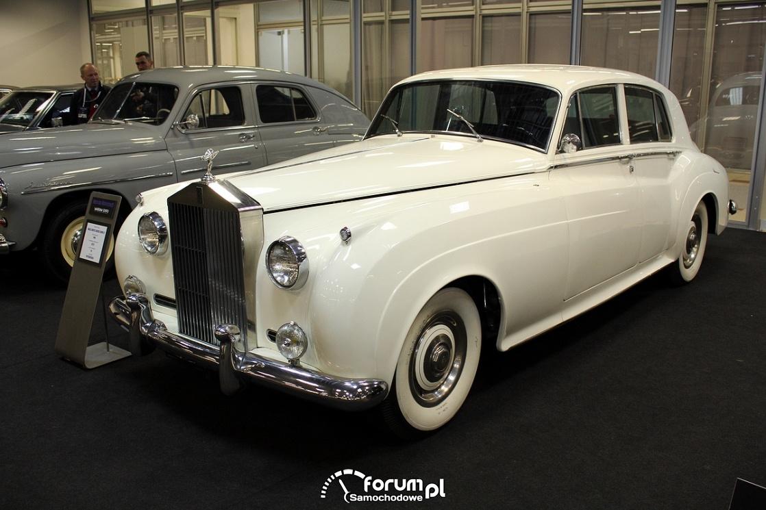 Rolls Royce Silver Cloud II, 1961 rok