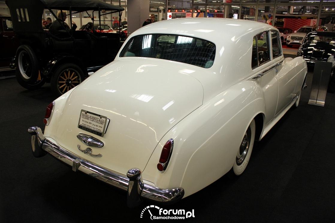 Rolls Royce Silver Cloud II, 1961 rok, tył