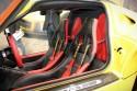 Sin Cars, Sin R1 550, fotele kubełkowe