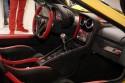 Sin Cars, Sin R1 550, wnętrze