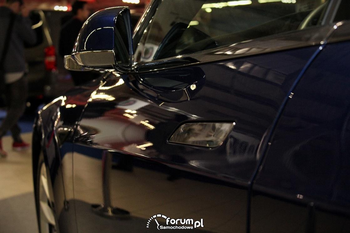 Tesla Model S, dotykowe klamki