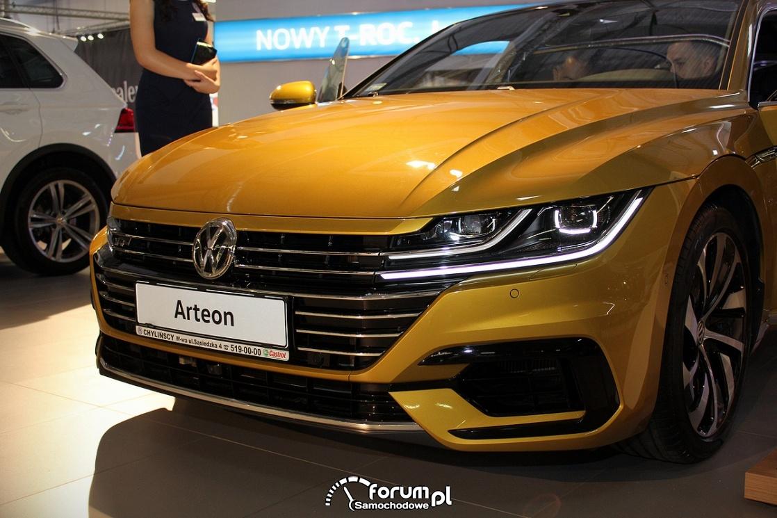 Volkswagen Arteon, przód