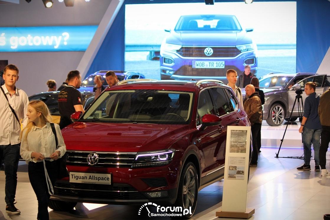 Volkswagen na targach