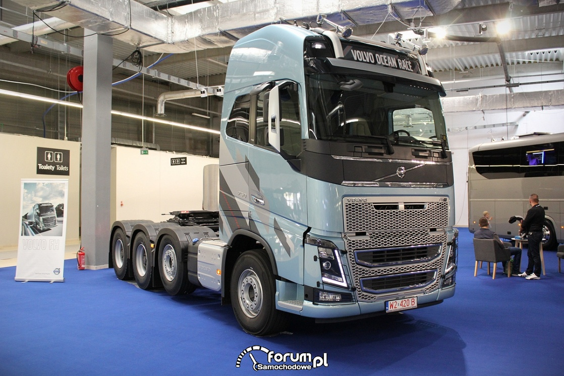 Volvo FH 750