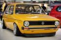 VW Golf I, przód