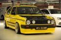 VW Golf II, BBS, bez maski