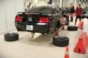 Wymiana kół, Ford Mustang GT