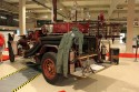 American Lafrance Fire Truck, Straż pożarna z 1915 roku, tył
