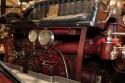 American Lafrance wóz strażacki, urządzenia ciśnieniowe