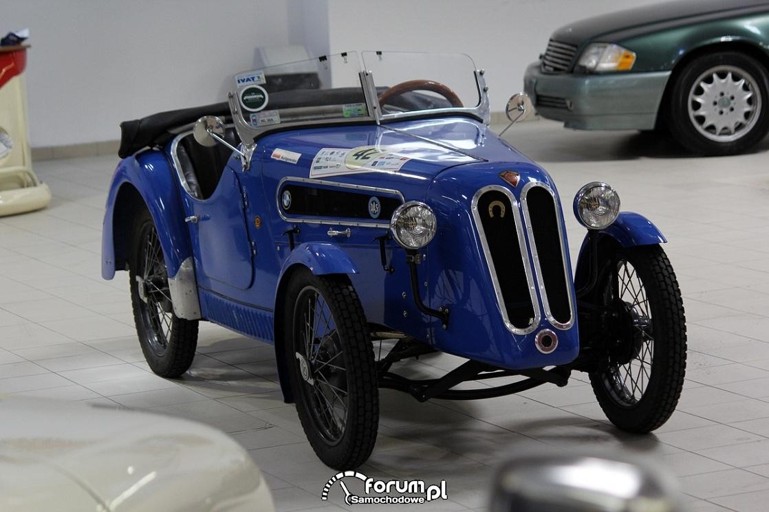 BMW DA3 Spezial 1930