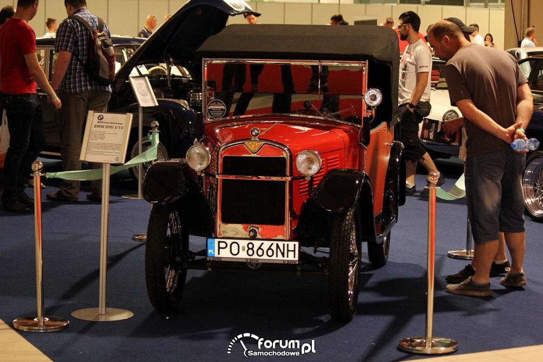 BMW Dixi 3-15 PS DA-2, 1929 rok
