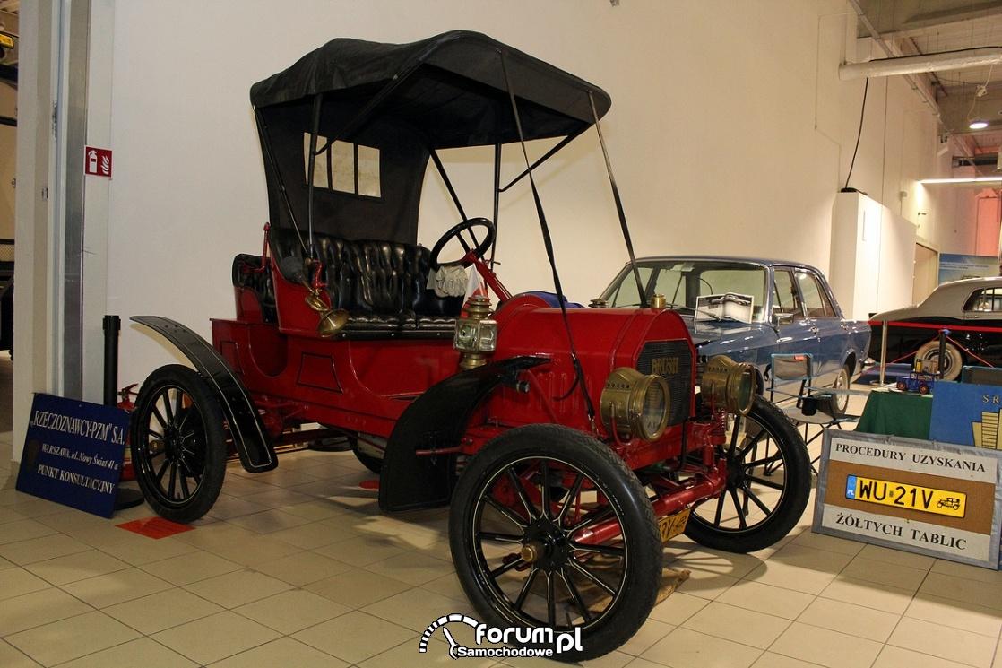 BRUSH Runabout typ E, rok produkcji 1911