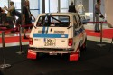 Fiat 126p 650 rally, tył