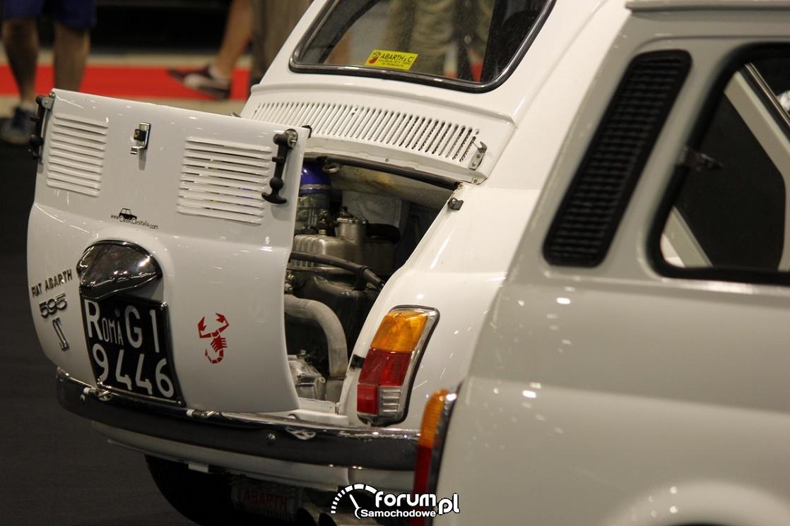 Fiat 500 Abarth 1973, Classic Fiat 500 Abarth 595
