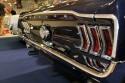 Ford Mustang Fastback, 1968 rok, chromy tył