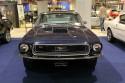 Ford Mustang Fastback, 1968 rok, przód