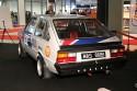 FSO Polonez 2000 rally, tył